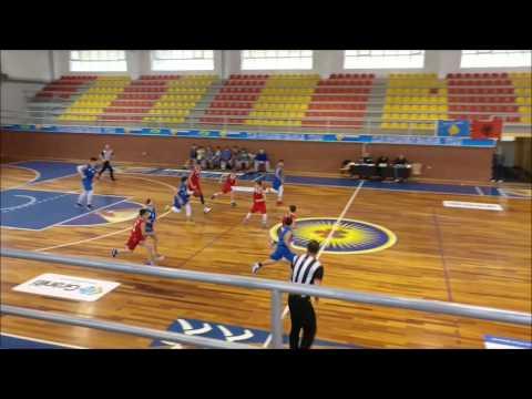 Basketball U14 - KB Kerasan vs KB Rahoveci 23.10.2016
