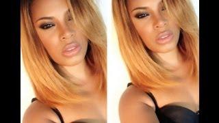 "Ciara - ""Body Party"" Makeup Tutorial"