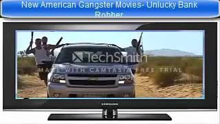 New American Gangster Movies Unlucky Bank Robber