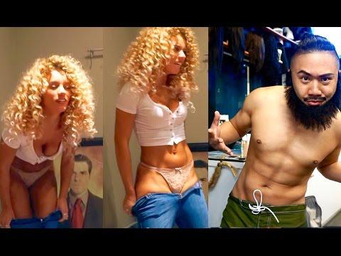 Caught Jena Changing Body Transformation Vlog 580