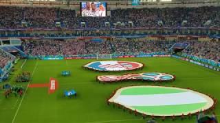 2018 World Cup: Croatia vs. Nigeria (Kaliningrad) Player Introductions/Anthems