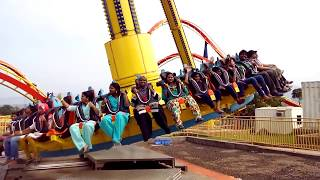 Scream Machine - Adlabs Imagica - Must Visit Ride!!