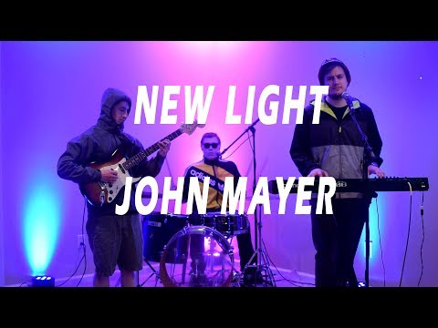 Download New Light (John Mayer cover) - Threesound free