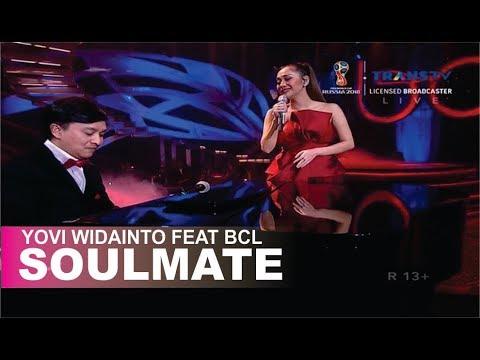 Bikin Baper , BCL Feat Yovi Widaianto - SOULMATE @  Konser BCL Hidupnya Cintanya