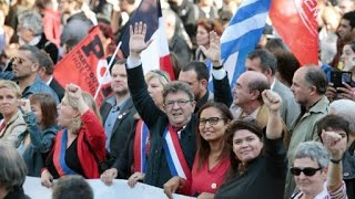 فرنسا: جان لوك ميلنشون يعبئ أنصاره تحديا لإصلاح قانون العمل وللرئيس ماكرون
