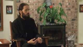 Hieromonk Seraphim speaks on Monastics, Monasticism and the Orthodox Monastery of All Celtic Saints.