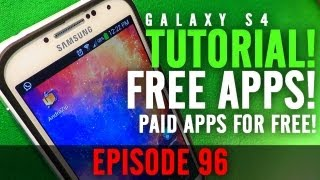 EP: 96 - TUTORIAL: How to Get The Best Android Apps For Free! New Working Way!