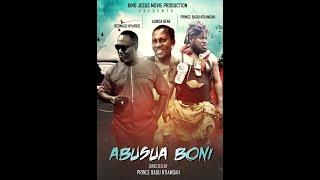 ABUSUA BONE     LATEST GHANAIAN  MOVIE