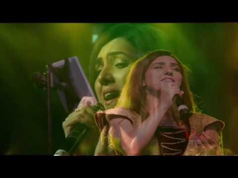 neeti mohan  live concert ultimate performance  agar tum saath ho  & samjava