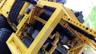 Ropa euro Tiger V8 4 XL Lego® Technic® Extended Version