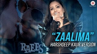 Zaalima - Harshdeep Kaur Version | Raees | JAM8 | Amitabh Bhattacharya