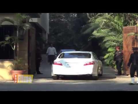 Amitabh Bachchan Home Jalsa