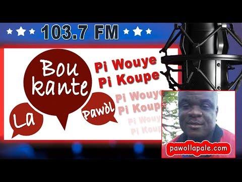 Xxx Mp4 BOUKANTE LA PAWOL Lundi 19 Novembre 2018 Ann Boukante Ak Guerrier Henri 3gp Sex