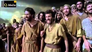 معجزة سيدنا موسى شق البحر