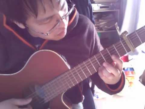 Download 王昭君 - Wong Chiu Gwan - 4 Beauties of Ancient China - Guitar Arrangment by tkviper