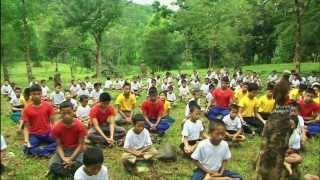 QUANTUM METHOD LAMA BANDARBAN ORPHAN SCHOOL CHARITY