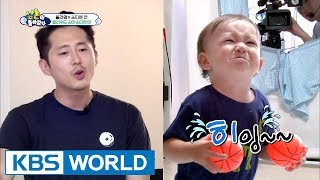 The Return of Superman | 슈퍼맨이 돌아왔다 - Ep.196 : The Gift of Coincidence [ENG/IND/2017.08.27]