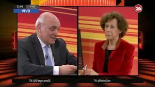 Canal 26 - Entrevista A José Luis Espert Y Luis Rosales