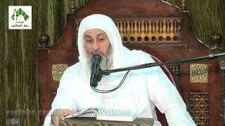 تفسير سورة طه (الآية 40) للشيخ مصطفى العدوي 19-3-2017