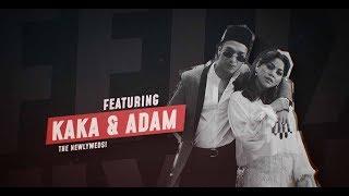 The Newlywed Game - Kaka Azraff & Adam Azriff