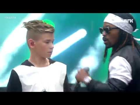 Marcus & Martinus Girls ft. Madcon Live VG LISTA 2016