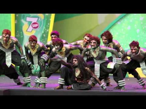 7UP DanceON - Bangalore - Regionals - 08 - Dancing Bulls