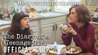 The Diary of a Teenage Girl - Clip - Your Dad and I
