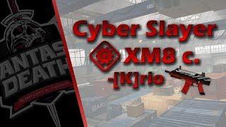 [Warface] Uma das Melhores ARMAS 4FUN - XM8 Cyber Slayer