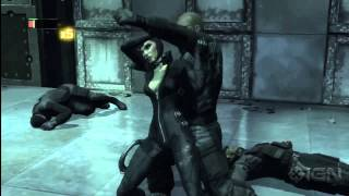 Batman Arkham City Cat Woman Sexy Kills