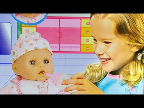 Baby Lovely Doll The Baby Teeth Will Be Grown Up ❤ For Kids Worldwide
