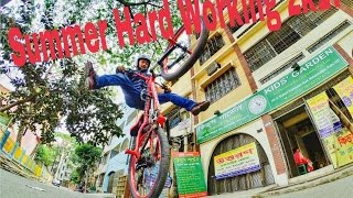 Bangladesh Stunt Rs Fahim Offcial (Summer Hard Working) 2k17