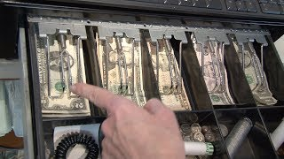 Where do $2 bills go in a cash register? - bonus from The Two Dollar Bill Documentary
