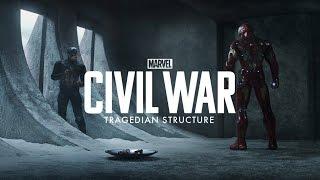 Captain America: Civil War - Tragedian Stucture