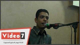بالفيديو.. أعذب الابتهالات الدينية للمنشد محمود هلال