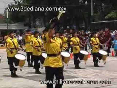 BANDA DE GUERRA ESCORPIONES 212