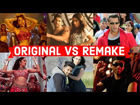 Xxx Mp4 Original Vs Remake Which Song Do You Like The Most Bollywood Remake Songs 2018 3gp Sex