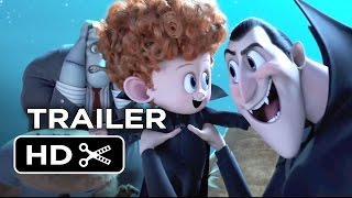 Hotel Transylvania 2 Teaser TRAILER 1 (2015) - Adam Sandler Animated Movie HD