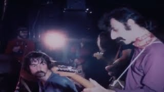 Pink Floyd - Interstellar Overdrive With Frank Zappa Live Belgium 1969  Full HD  (The Early Years)