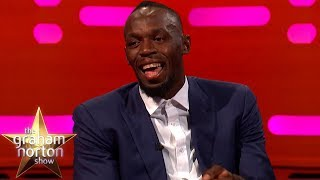 Usain Bolt Loves Rob Brydon's Iconic Sporting Moment | The Graham Norton Show