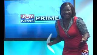 Leaked KNUST Sex Tape - Joy News Interactive (3-5-16)