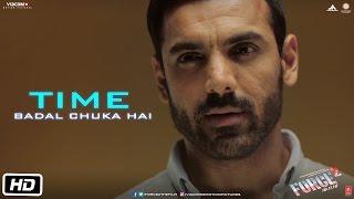 Time Badal Chuka Hai | Force 2 | Dialogue Promo | John Abraham | Tahir Raj Bhasin