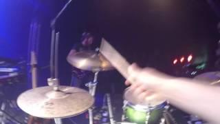 Kuma live, Drum cam view