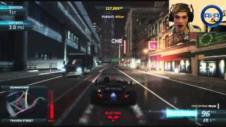 Need for Speed- Most Wanted - Ali-A & #39;s Road to Most Wanted - Race #10 (NFS001 2012 New)