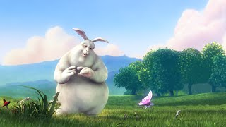 Big Buck Bunny - Cartoons for Children, Full Movie, HD 1080p 60fps