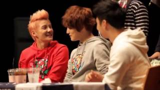 JYJ Making NII Fanmeeting -The Story of 1000 Days