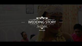 Wedding Story Ayu & Tayfun