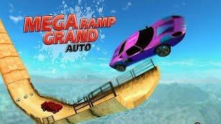 MEGA RAMP GRAND AUTO CAR GAME | Android Game Play FHD - Car Games Download - Racing Games Download