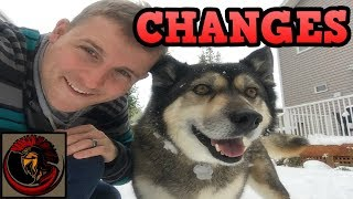 Marching With Matsimus Vlog - Channel Changes