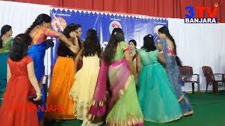 Banjara Girls N Aunty's Super Group Dance on Folk Song | Kirak Staps | 3TV BANJARA
