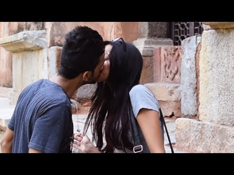 Xxx Mp4 Kissing Prank India AVRprankTV 3gp Sex